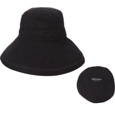 DEEVOOV便携抽绳收纳遮阳布帽
