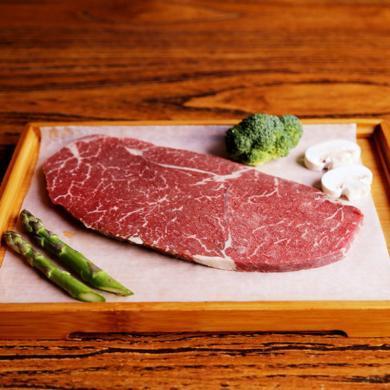 林肯兴源 澳洲牛肉进口和牛M8-9级雪花臀腰肉芯 500g