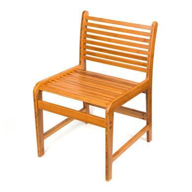 Rain&home   祥福 靠背軟椅家居生活竹制可拆卸椅子