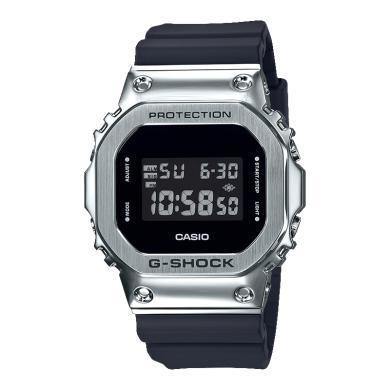 卡西歐手表男2020限量小方塊運動防震防水石英男士手表gm-5600b