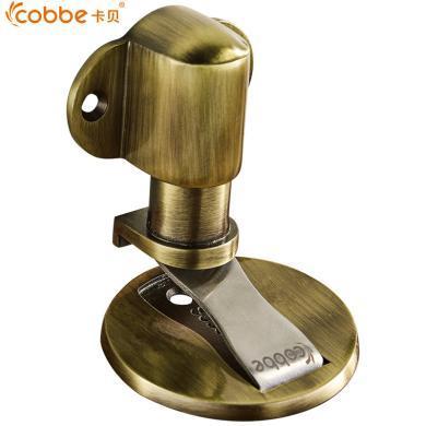 卡貝門吸強磁免打孔調節臥室衛生間地吸門碰防撞房門檔門阻吸門器