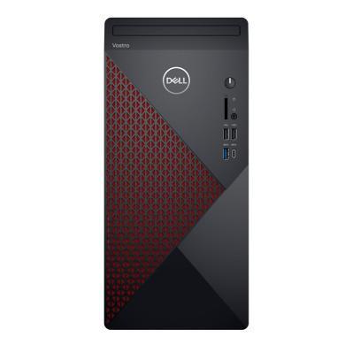 戴尔 (DELL) 成就5090 高性能 商用办公 台式电脑主机(九代 i5-9400 8G 256G固态硬盘+1Tb固态硬盘 730-2G独显 四年服务 win10 )定制升级版:双硬盘 +23.8英寸戴尔高清显示器