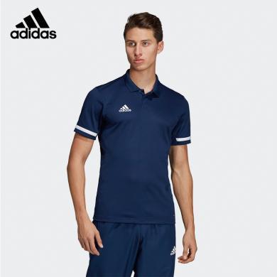adidas短袖T恤polo衫男款T恤春夏T恤DY8806