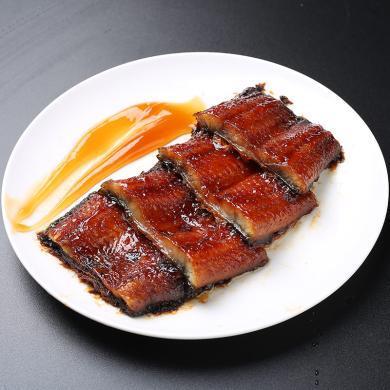 日式蒲燒鰻魚500克 加熱即食壽司烤鰻魚飯
