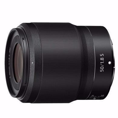 尼康(Nikon)尼克爾 Z卡口 全畫幅微單鏡頭 Z 50/1.8 S