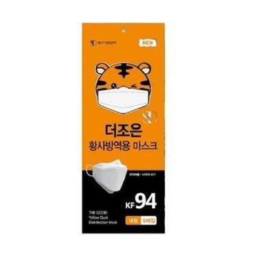 【支持購物卡】韓國 喬伊 SNP成人 KF94口罩(5片裝)防范能力等同于N95 防病菌口罩5個/包 【成人款】