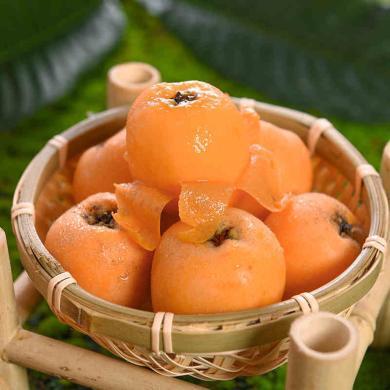【顺丰包邮】四川攀枝花米易甜枇杷 新鲜水果 枇杷果 精品约3斤-4斤(单果20g+)送枇杷叶