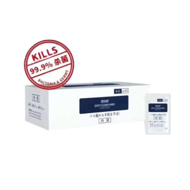 【支持購物卡】EWE 抗擊疫情專用 抗菌免洗凈手消毒凝露100片/包