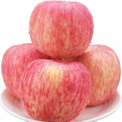 華樸上品 陜西洛川蘋果紅富士 新鮮水果蘋果