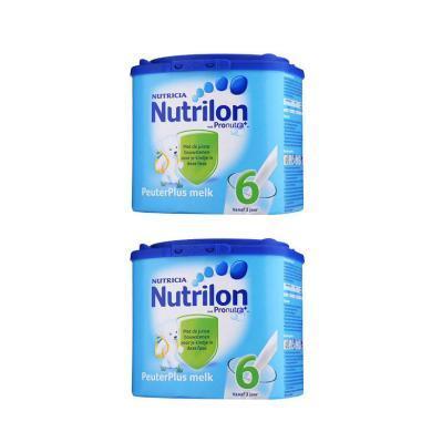 【2罐】荷蘭 牛欄 Nutrilon奶粉 嬰幼兒奶粉 6段(3歲以上) 400g/罐