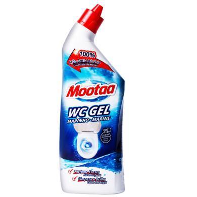 Mootaa潔廁靈馬桶清潔劑藍泡泡尿垢殺菌消毒清香型強力家用除垢液