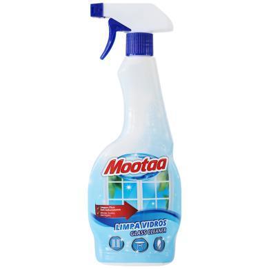 Mootaa玻璃清潔劑強力去污淋浴房除水垢擦窗清洗劑家用大掃除神器