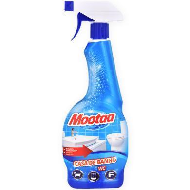 Mootaa進口浴室水垢清除劑不銹鋼水龍頭水漬清洗淋浴房玻璃清潔