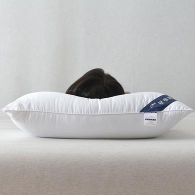 VIPLIFE全棉羽絲絨枕頭 五星酒店純棉枕頭枕芯