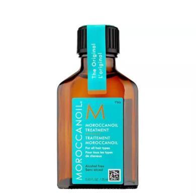 【支持购物卡】Moroccanoil摩洛哥油护发精油干枯毛躁免洗头发护理修护25ml/瓶