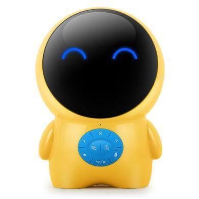 好帅苏萌蒙 HOST智能早教机器人T3语音对话微聊陪伴AI互动儿童故事机学习机 好帅AI机器人T3
