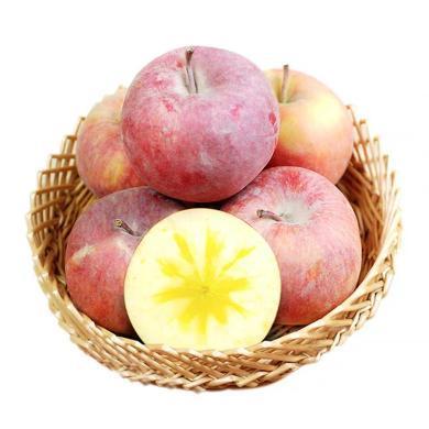 新疆阿克苏苹果带箱10斤装80mm以上 新鲜水果苹果 成都仓发货