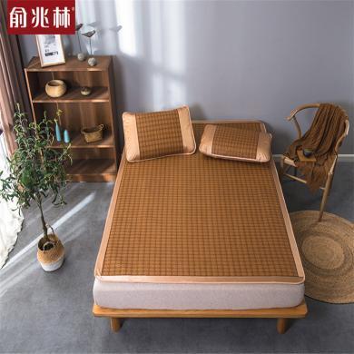 俞兆林家紡床上用品涼席 席子 2020新款御藤席系列 藤席 單雙人宿舍用席子 涼席 床上用品 席子 XLD052401