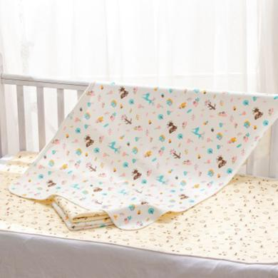 棉店男女婴幼童纯棉四季透气防水隔尿垫