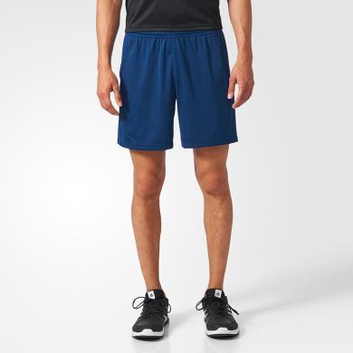阿迪达斯 Adidas 运动短裤男休闲裤五分裤户外运动裤轻薄透气BR2568