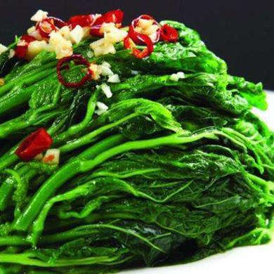 新鮮食用嫩桑芽菜新型速凍健康蔬菜250g*1包酒店特色當季桑葉菜