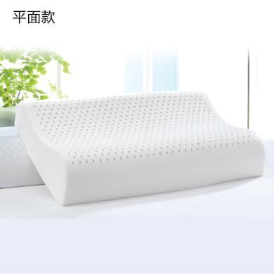 HJMM泰國天然乳膠枕頭成人護頸椎枕單人雙橡膠枕芯
