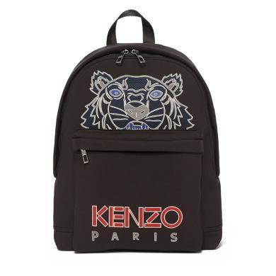 [支持購物卡](預售)KENZO/高田賢三 Tiger 男款大號尼龍雙肩包30*40.5*11(拍下之日起預計10至20個工作日內寄出)