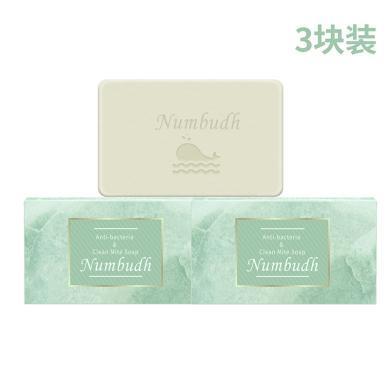 马来西亚南堡numbudh抑菌除螨手洗易漂易洗洗衣皂250g *3