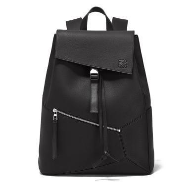 [支持購物卡](預售)LOEWE/羅意威 Puzzle Backpack 牛皮革雙肩旅行包 324.12.T54(拍下之日起預計10至20個工作日內寄出)33*44.5*19