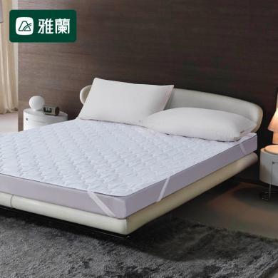 雅蘭 床墊保護墊1.8m席夢思防滑墊被床褥榻榻米1.5m雙人床護墊 磨毛床墊