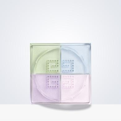 【支持購物卡】法國Givenchy/紀梵希 輕盈無痕四色散粉定妝粉四宮格 多色可選 12g/盒