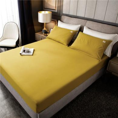 品臥家紡 純色床笠單件 1.5米全棉床罩1.8米床墊套1.2米宿舍純棉床墊保護罩