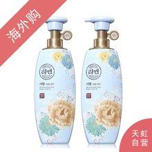 【2瓶装】韩国ReEn睿嫣瑞香洗发水令秀发天然润泽闪亮500ml/瓶