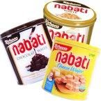 印尼进口 Richoco丽巧克 芝士香草巧克力纳宝帝威化饼干 三罐装 送礼佳品豪华礼罐精美铁盒