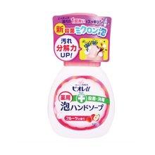 【2瓶装】花王宝宝消毒杀菌泡泡洗手液水果香型(250ml)