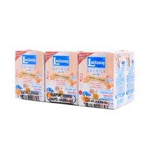 泰国进口 力大狮高钙豆奶饮料(125ml*6)*10【整箱】