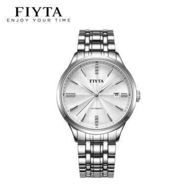 飛亞達(FIYTA)年新款進口機芯手表男女情侶自動機械表 專柜男款 G/LA520003.WWW