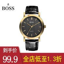 BOSS手表 简约LOVE系列进口石英机芯防水情侣手表