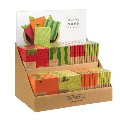 香港 Daycraft 德格夫-水果A6筆記本