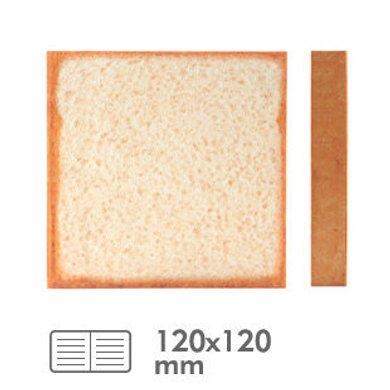 香港 Daycraft 德格夫-面包系列A6筆記本