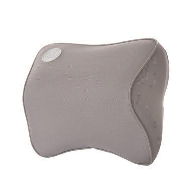 永富安裕 乳膠頭枕泰國天然乳膠枕頭汽車護頸枕靠枕旅行按摩枕 頭枕