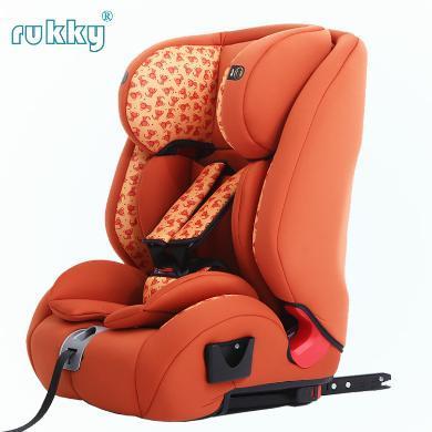 Rukky 兒童汽車安全座椅ISOFIX LATCH 0-4-6-7-12周歲通用3C認證 C105