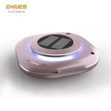 車爵士 新品太陽能香薰車載空氣凈化器負離子夜燈 智能檢測加濕器