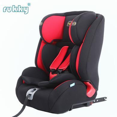 rukky 全年齡段兒童安全座椅汽車用ISOFIX接口9個月12歲通用 2