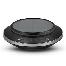 AJS 爱伡仕太阳能车载空气净化器除烟除尘负离子净化器