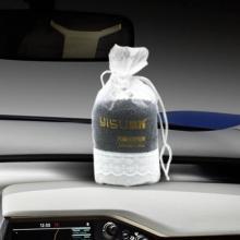 卡饰得 空气净化宝 竹炭包 纳米矿晶活性炭 吸附+分解 车家两用 盒装