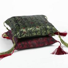 卡飾得 中式宮廷竹炭包  2包裝 空氣凈化碳包  高溫負離子方包 博士帽活性炭 1000g