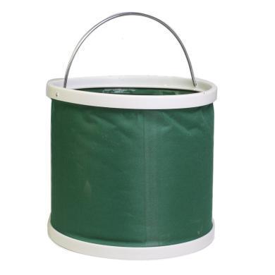 卡饰得 13L 车用折叠水桶 车载洗车桶 储物桶 钓鱼桶 大号