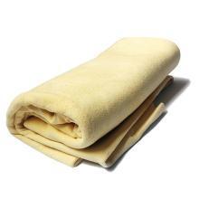 卡飾得 多功能麂皮巾 天然麂皮 雞皮擦車巾 鹿皮巾 洗車巾 40cm*60cm