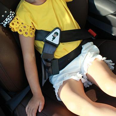 卡飾得 車用兒童安全帶夾 車載安全帶 小孩專用安全帶固定器3-15歲兒童適用